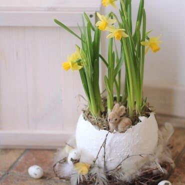 пасхальная композиция «яйцо»